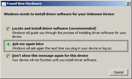 how to delete mtp usb driver